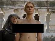"""""""Sống như tiên"""" nhờ nude trong phim 19+ Trò chơi vương quyền"""