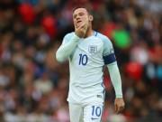 Bóng đá - Nóng: Rooney mất suất đá chính ở tuyển Anh