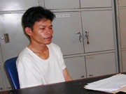 """An ninh Xã hội - Ghen tuông, chém vợ gần lìa tay rồi trốn ra """"phố sướng"""""""