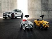 Tư vấn - Mercedes trình làng xe AMG GT Bobby-Car dành cho trẻ em