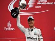 """Thể thao - F1, Japanese GP: """"Thời cai trị"""" của Hamilton đến hồi kết"""