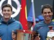 Tin thể thao HOT 9/10: Nadal vô địch đôi nam China Open