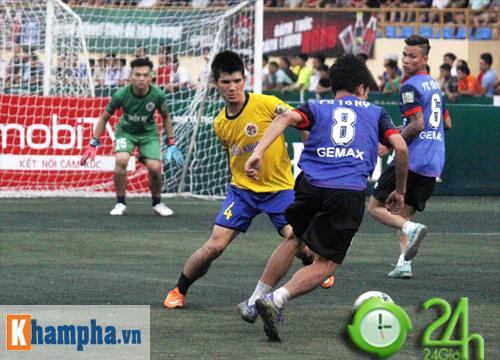 """Giải """"phủi"""" cạnh tranh sức nóng với đội tuyển Việt Nam - 10"""