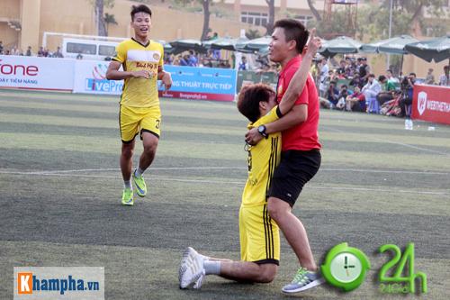 """Giải """"phủi"""" cạnh tranh sức nóng với đội tuyển Việt Nam - 4"""
