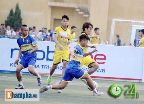 """Giải """"phủi"""" cạnh tranh sức nóng với đội tuyển Việt Nam - 3"""