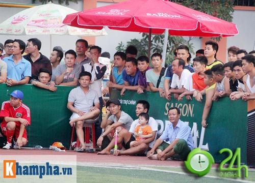 """Giải """"phủi"""" cạnh tranh sức nóng với đội tuyển Việt Nam - 8"""