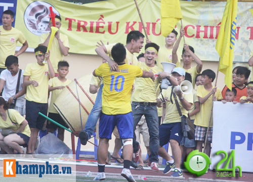 """Giải """"phủi"""" cạnh tranh sức nóng với đội tuyển Việt Nam - 9"""