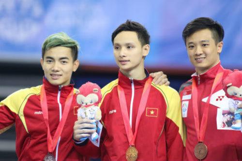 Đinh Phương Thành giành HCV TDDC Cúp thế giới - 1