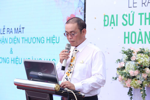 Lại Kha Ly chính thức là đại sứ thương hiệu TTTM Hoàng Hạc - 4