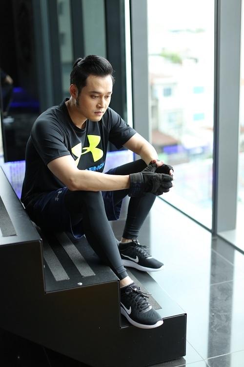 """Quang Vinh quyết lấy lại vóc dáng chuẩn """"soái ca"""" - 5"""
