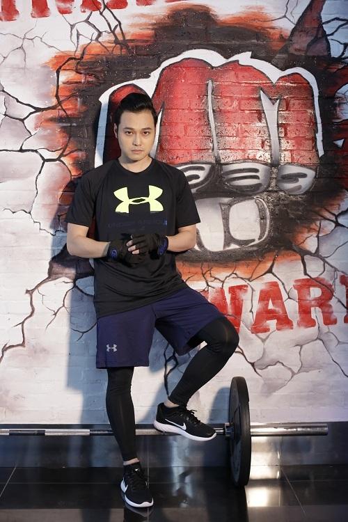 """Quang Vinh quyết lấy lại vóc dáng chuẩn """"soái ca"""" - 8"""