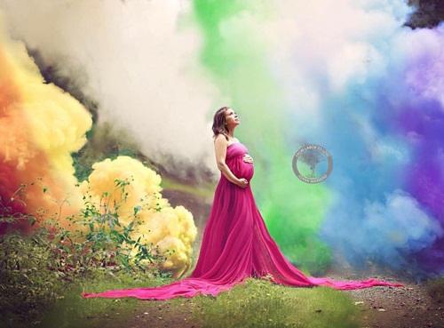 Rơi nước mắt với bức ảnh của mẹ trẻ từng 6 lần sảy thai - 3