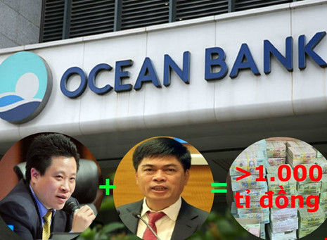 """Đại án Oceanbank: """"Nướng"""" ngàn tỉ để mưu lợi cá nhân - 1"""