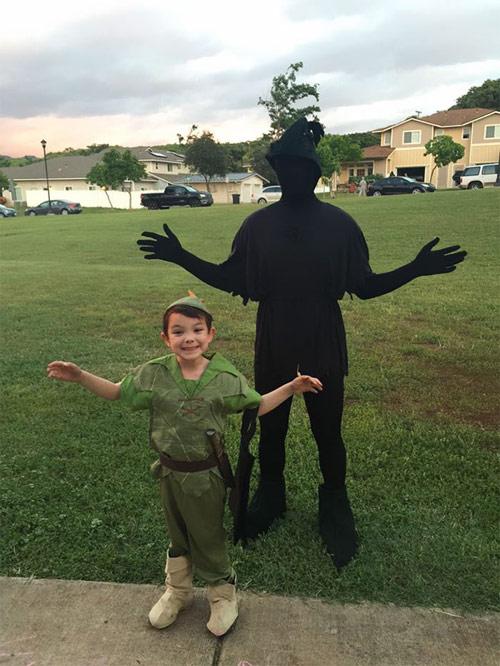 """""""Đau ruột"""" xem các bé hóa trang đón Halloween - 3"""