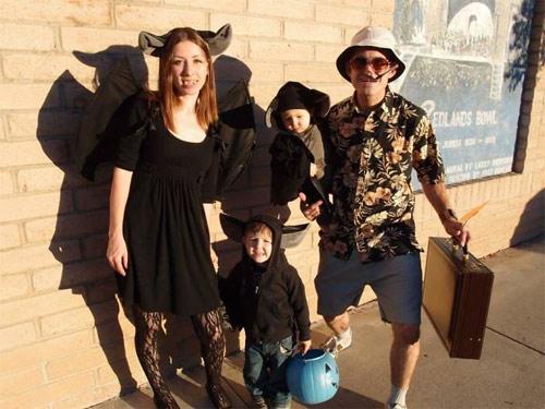 """""""Đau ruột"""" xem các bé hóa trang đón Halloween - 13"""