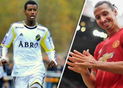 """Sao trẻ """"gây sốt"""" châu Âu nhờ Ibrahimovic tiến cử - 1"""