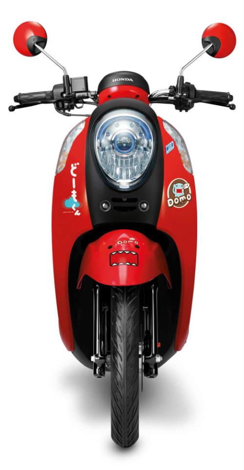 Honda Scoopy i Domo-kun giá 30,8 triệu đồng cho nữ sinh - 5