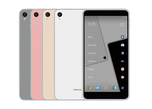 Nokia D1C có camera 13MP, màn hình Full HD - 1
