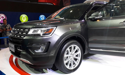 SUV hạng sang Ford Explorer có giá 2,18 tỷ đồng tại Việt Nam - 5