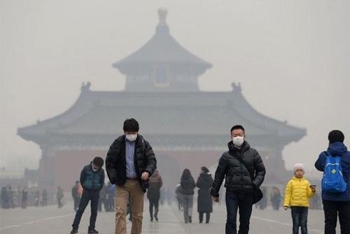"""Bắc Kinh ô nhiễm không khí nhưng còn """"sạch"""" hơn Hà Nội nhiều - 3"""