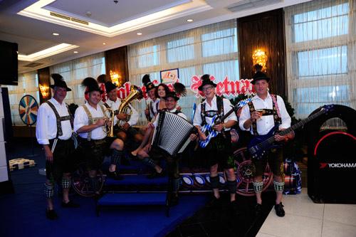 Lễ hội văn hóa Đức danh tiếng tại khách sạn Windsor Plaza - 3