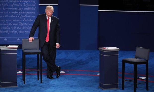 """Video Trump """"tố"""" Bill Clinton lạm dụng hàng loạt phụ nữ - 1"""