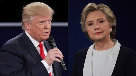 Tranh luận lần 2: Bà Clinton rộng cửa thành tổng thống - 2