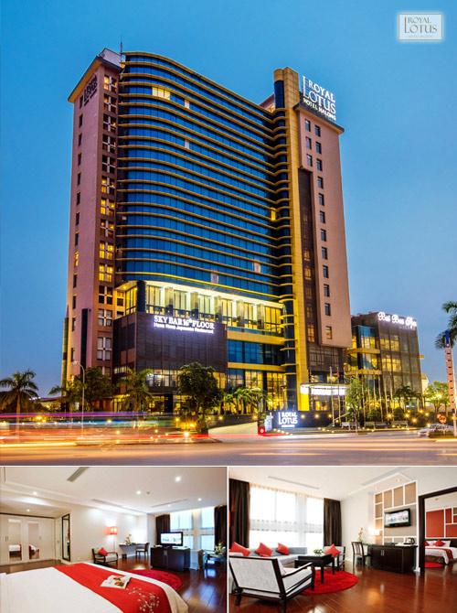 Royal Lotus Hotel Halong – Khách sạn 4 sao tiêu chuẩn Quốc tế - 1