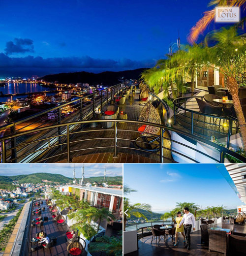 Royal Lotus Hotel Halong – Khách sạn 4 sao tiêu chuẩn Quốc tế - 4