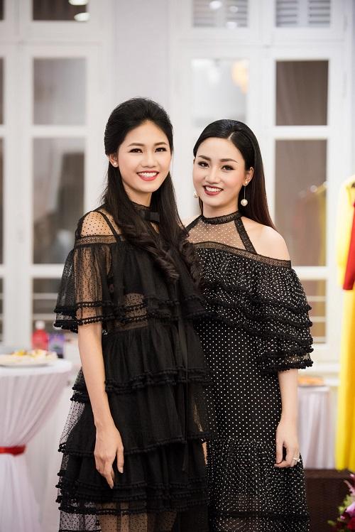 Top người đẹp Việt hội tụ, khoe nét xuân thì - 4