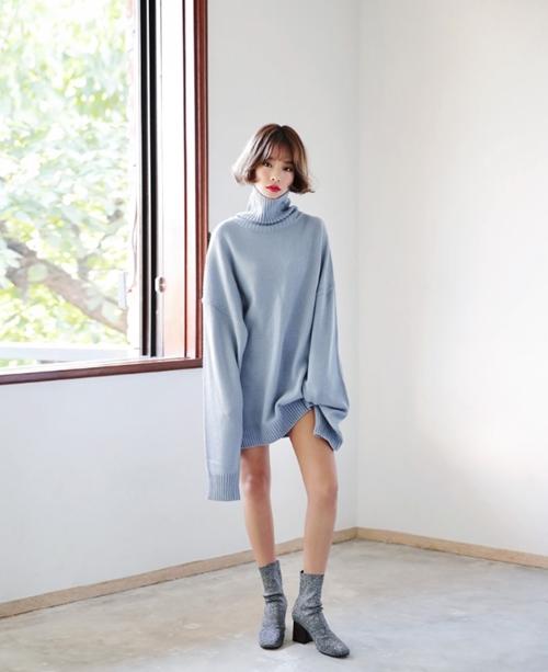 Sắm ngay 5 kiểu áo len này để không phải hối tiếc - 3