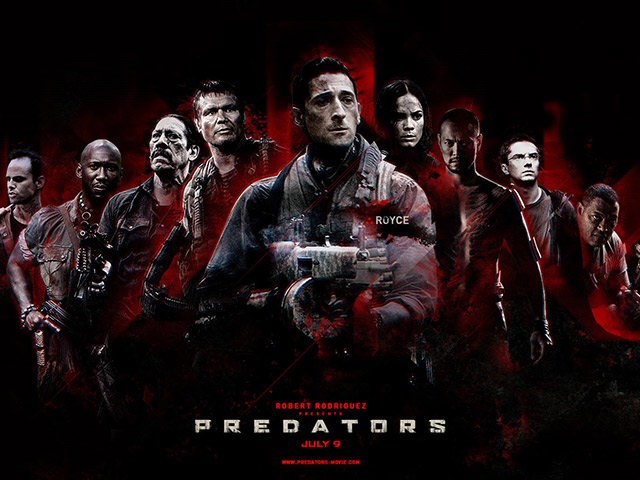 Trailer phim: Predators - 1