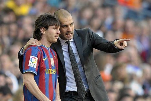 """Messi """"lười"""" di chuyển dưới góc nhìn của Pep Guardiola - 1"""