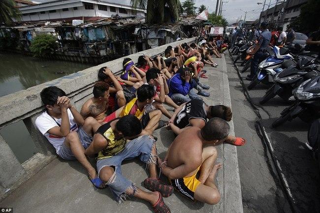 100 ngày của Tổng thống Philippines: 3.700 người chết - 2