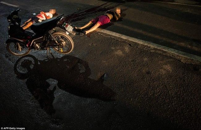 100 ngày của Tổng thống Philippines: 3.700 người chết - 8