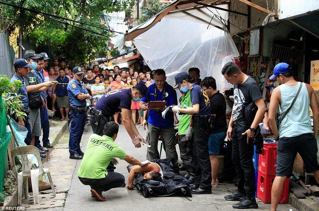 100 ngày của Tổng thống Philippines: 3.700 người chết - 3