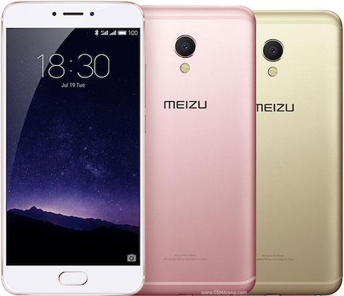 Meizu MX6 trình làng: Vi xử lý 10 lõi, 4GB RAM, cảm ứng vân tay - 1