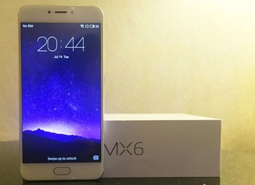 Meizu MX6 trình làng: Vi xử lý 10 lõi, 4GB RAM, cảm ứng vân tay - 2