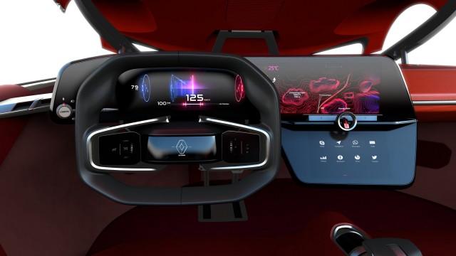 Ngắm thiết kế độc và lạ của xe ô tô thể thao điện Trezor concept - 5