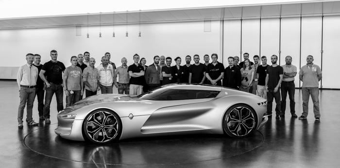 Ngắm thiết kế độc và lạ của xe ô tô thể thao điện Trezor concept - 6