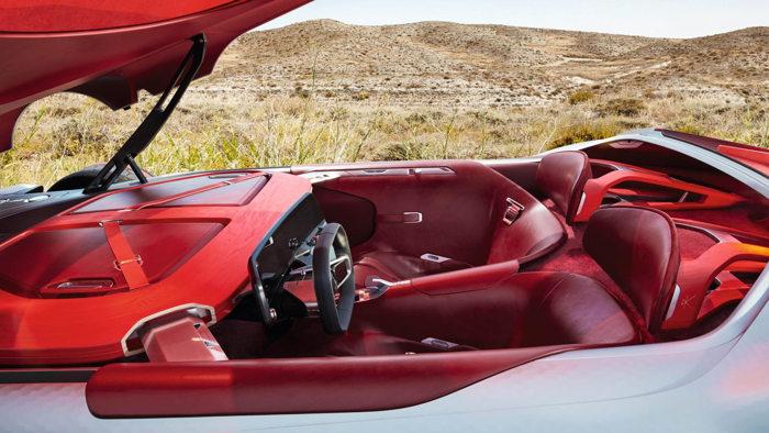 Ngắm thiết kế độc và lạ của xe ô tô thể thao điện Trezor concept - 4