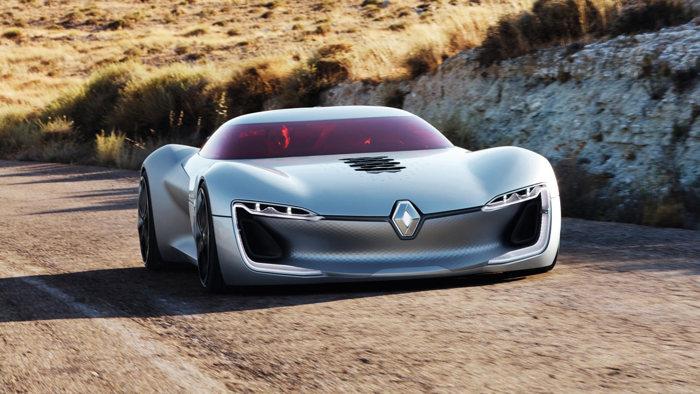 Ngắm thiết kế độc và lạ của xe ô tô thể thao điện Trezor concept - 7