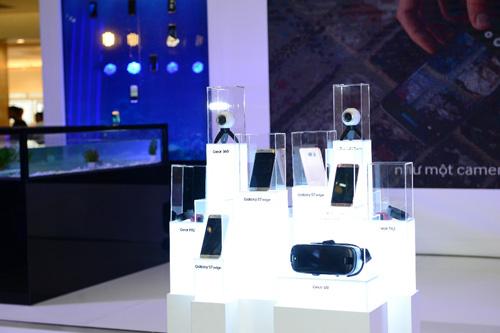Choáng ngợp sàn diễn công nghệ đẳng cấp Galaxy Studio tại Việt Nam - 4