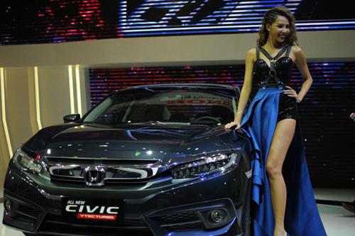Honda Civic 2016 chính thức ra mắt tại Việt Nam - 2