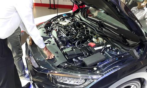 Honda Civic 2016 chính thức ra mắt tại Việt Nam - 6