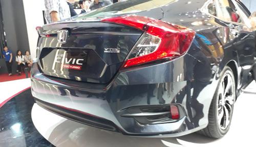 Honda Civic 2016 chính thức ra mắt tại Việt Nam - 7