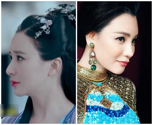 Bất ngờ với nữ diễn viên Trung Quốc giống hệt Hồ Quỳnh Hương - 3