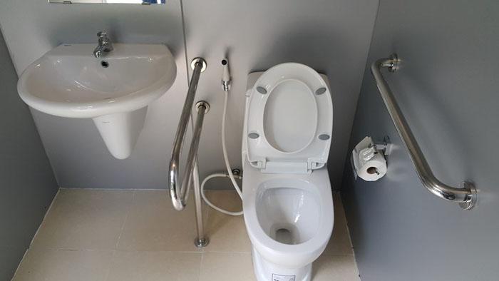1.000 nhà vệ sinh công cộng siêu sạch của HN trông ra sao? - 4