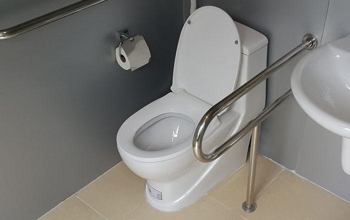 1.000 nhà vệ sinh công cộng siêu sạch của HN trông ra sao? - 5