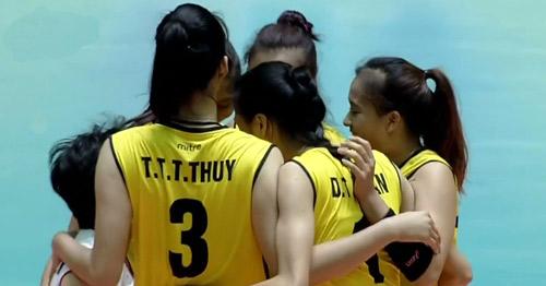 ĐT nữ Việt Nam - Indonesia: Châu chấu đá xe (Bóng chuyền VTV Cup) - 1